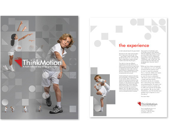Think Motion - Brochure